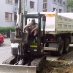 Hrdlořezy zadavatel metrostav