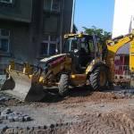 Rekonstrukce inženýrských sítí ul. Kodaňská Praha
