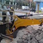 Rekonstrukce kanalizační přípojky ulice Moskevská Praha
