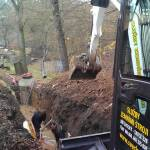 IKEM rekonstrukce kanalizační sítě